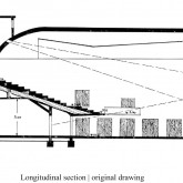longitudinal section © Mario Cavallé