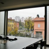 view from the screen-window (conference room) © Ellina-Kyrisavva 2012