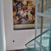 view of the stairs from 1st floor  © Ellina-Kyrisavva 2012