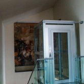 1st floor-view of the existing painting © Ellina-Kyrisavva 2012