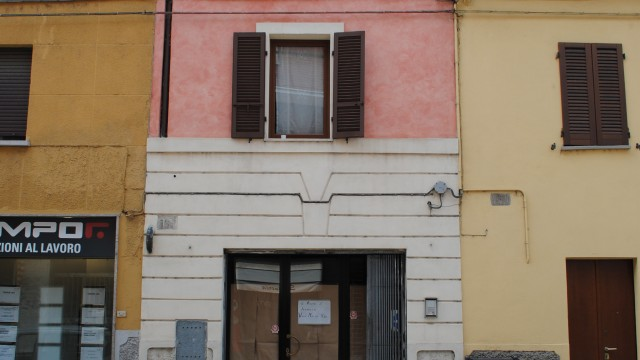 Edo's Home, Stefano Bolzoni e Guido Bonatti, Piacenza, Italy, 2010 (commission: as found)