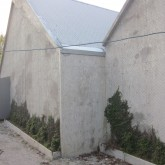 exterior view of building translation