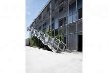 Offices in Via Zumbini, Binocle, Milano, Italy, 2008-2011 (work facts)