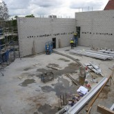 Construction Site ©Wilson Architects May 2009
