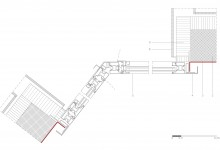 Casa per regista, Casatenovo, Lecco, Italy, 2011 (construction drawings)
