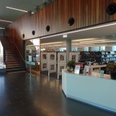 Library Entry ©Gregory Howes