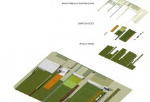 Cortenuova Sports Centre, PBEB Architetti, Cortenuova (BG), Italy, 2009 (draft proposals: competition)