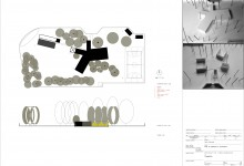 Casa per regista, Casatenovo, Lecco, Italy, 2011 (final proposal)