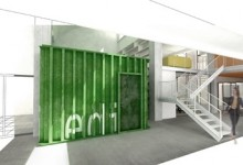 Nuova sede EDI, RMA + tiarstudio, Milan, Italy, 2011 (draft proposal: renderings)