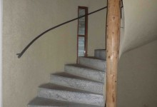 Casa delle guide alpine, act_romegialli, Val Masino, Italy, 2000 (ramps/stairs)