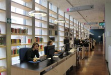 Erba Municipal Library, Studio Ortalli, Como, Italy, 2005 (photo gallery interiors)