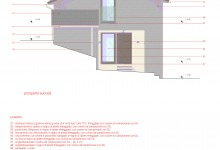 Casa UP, Enrico Scaramellini, Madesimo – Frazione Isola (SO) (final proposal - drawings)