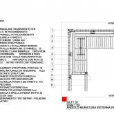 exterior angle wall of first floor © Dap Studio