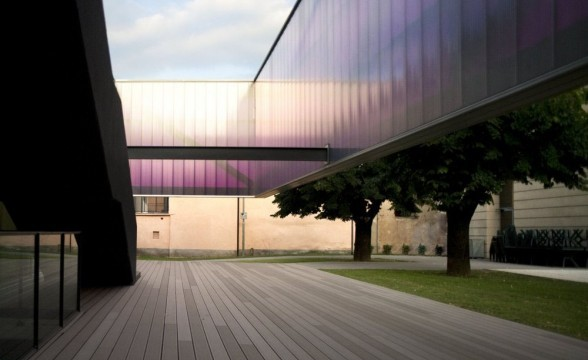 Private: Cultural Centre, DAP Studio&Paola Giaconia, Ranica, Italy, 2010 (photo gallery exteriors)
