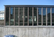Erba Municipal Library, Studio Ortalli, Como, Italy, 2005 (photo gallery exteriors)