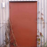 multi-purpose door, view from outside © andré gonçalves 2012