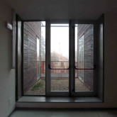 emergency exit door, view from inside © andré gonçalves 2012