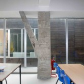 classroom, view from outside © andré gonçalves 2012