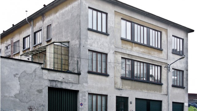 Offices in Via Zumbini, Binocle, Milano, Italy, 2008-2011 (commission)